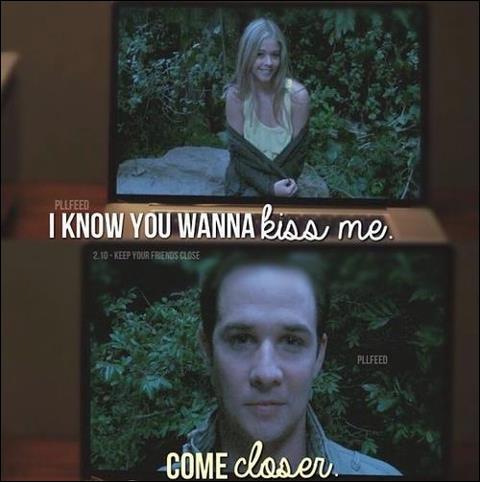 Où Ian et Alison se sont-ils vus le jour de sa mort ?