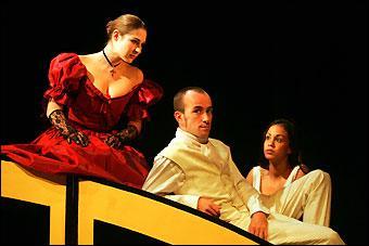 On ne badine pas avec l'amour  , est une pièce de théâtre publiée en 1834 . Qui l'a écrite ?