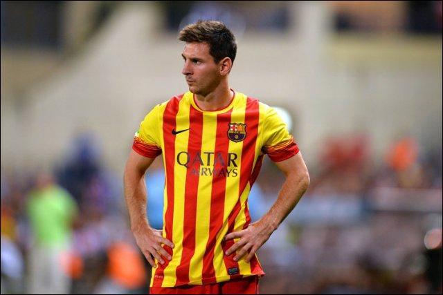 Qui est ce joueur de football ?