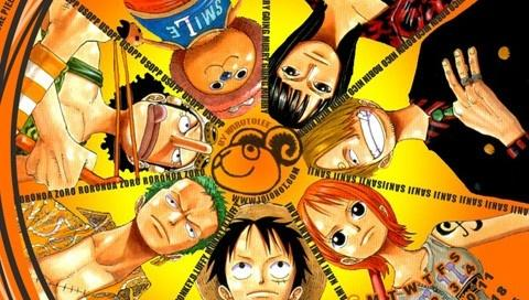 One Piece - personnages
