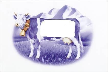 C'est la vache de...
