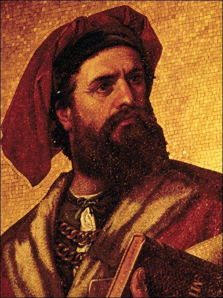 Quel aliment devenu depuis une spécialité italienne Marco Polo est-il censé avoir rapporté de Chine ?