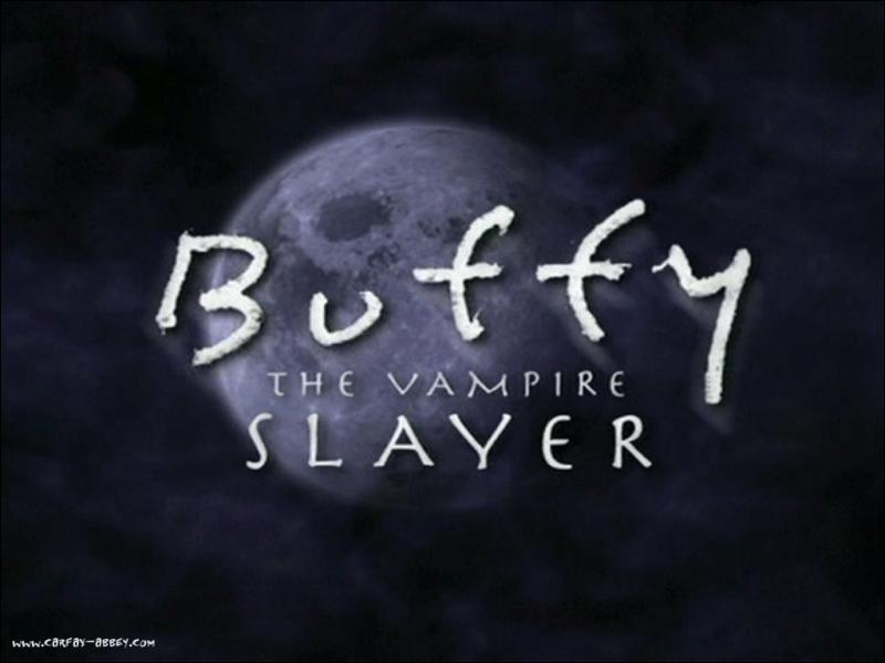 De qui Buffy est-elle d'abord amoureuse ?