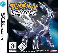 Pokemon Diamant sur DS