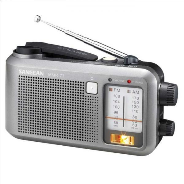 A-t-il la radio ?