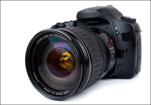 Combien de pixels fait l'appareil photo extérieur ?