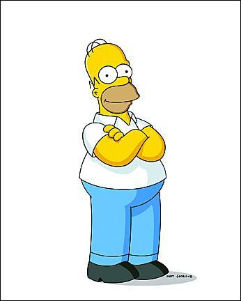 Que boit Homer Simpson ?