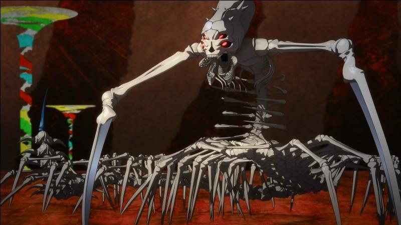 A quel palier Kirito termine le jeu ?