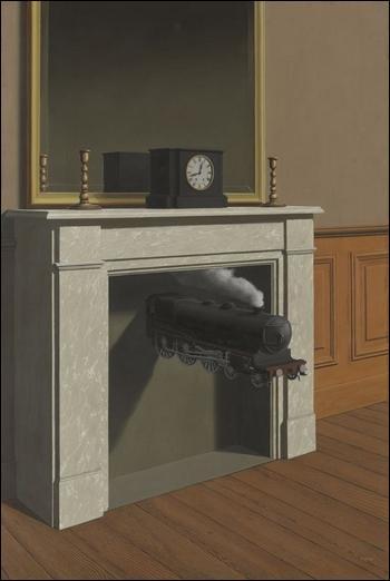 Qui a peint Le temps traversé ?