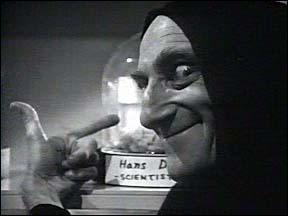 Dans Frankenstein Junior, quel personnage a une bosse ?