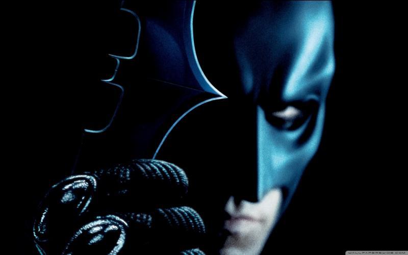 Et pour finir, une question facile; quel super héros a pour symbole une chauve-souris ?