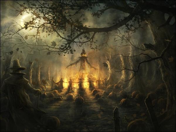 Pour quelle fête Halloween est-elle célèbre ?