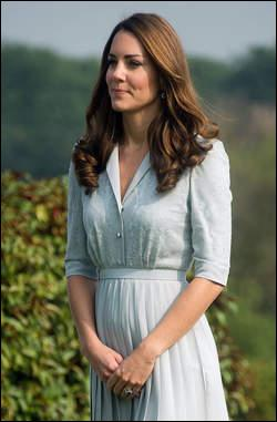 Kate a-t-elle porté cette tenue avant ou après son mariage ?