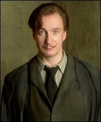 Remus Lupin est :