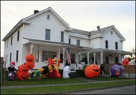 Comment la fête d'Halloween est-elle introduite en Amérique du Nord ?