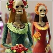 Les mexicains ne fêtent pas Halloween mais :