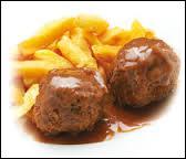 Le sirop de Liège, mélasse issue de la cuisson de jus de pommes, poires. (+ éventuellement dattes ou abricots) peut intervenir dans des recettes  à la liégeoise  comme la viande hachée en boulettes ou encore :