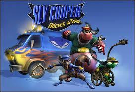 Quel est le quatrième ancêtre que Sly retrouve dans  Sly Cooper : Voleurs à travers le temps  ?