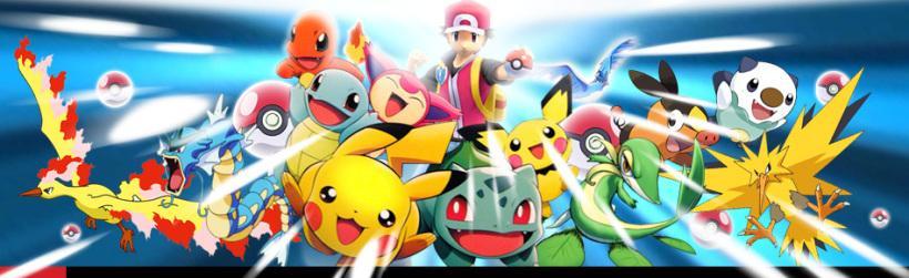 Les jeux vidéo Pokémon