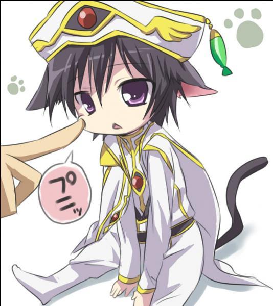 De quel manga vient ce mignon petit chibi et comment s'appelle-t-il ?
