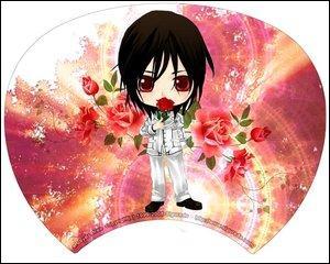 De quel manga vient ce petit chibi vampire et comment s'appelle-t-il ?