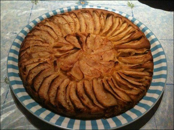 Quel type de tarte aux pommes existe ?