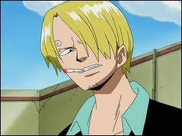 Sanji est originaire de East Blue.