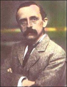 J. M. Barrie est un auteur écossais célèbre. Il nous a enchantés avec le personnage fictif :