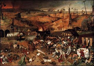 Le Triomphe de la Mort  est un tableau de 1562 réalisée par :