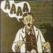 Le pharmacien fut agressé par la bête. Quel est son nom ?