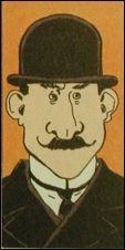Inspecteur... dont le rêve est de devenir commissaire, pas très intelligent mais tenace. Qui est-ce ?