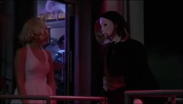 Quel couple est mis en avant dans les deux derniers épisodes d'Halloween ?