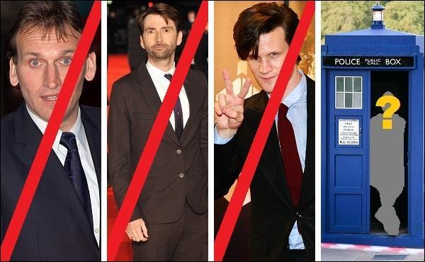 Qui sera le douzième Doctor ?