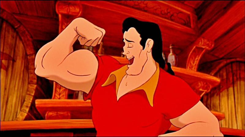 Dans  La Belle et la Bête , combien d'œufs avale Gaston maintenant qu'il est adulte ?