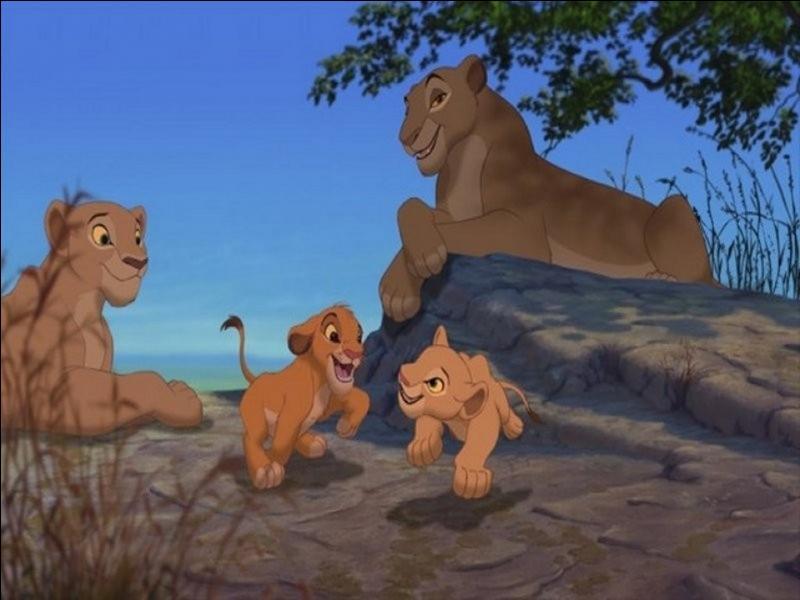 Dans  Le Roi Lion , comment s'appelle la mère de Simba ?
