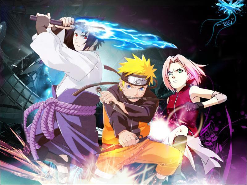 Comment s'appelle la deuxième saison de Naruto ?