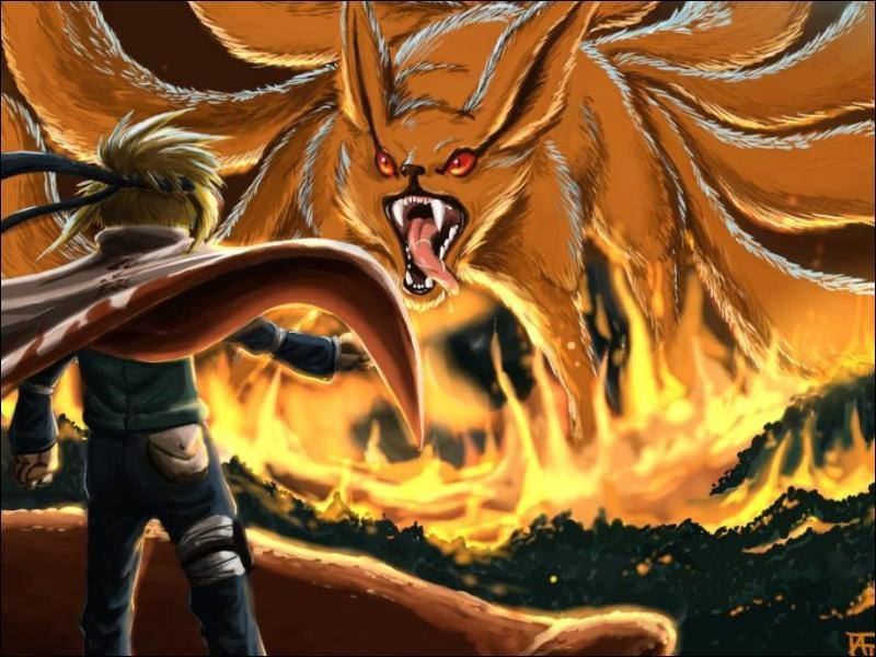 Comment réussit-il a vaincre le démon renard ?