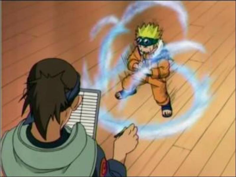 Pour cela il doit d'abord devenir ninja en réussissant l'examen de l'académie des ninjas. Combien de fois Naruto a-t-il loupé l'examen ?