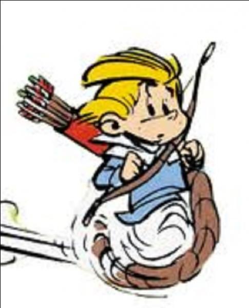 Personnage mineur de la BD, il est le témoin de l'enlèvement du barde dans « Astérix légionnaire » et, dans « Astérix et Cléopâtre », vous le verrez, guettant le retour des héros. Qui est ce personnage ?