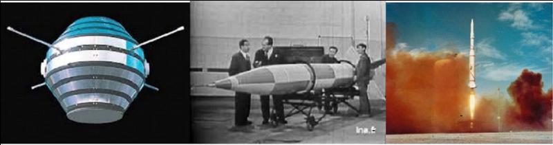 Son nom a été repris par les scientifiques et ingénieurs français pour nommer un satellite. D'ailleurs ce satellite est le premier à avoir été lancé par la France. Quel est-il ?