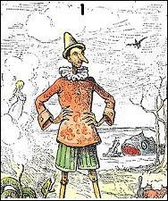 """Nous connaissons Carlo Collodi pour avoir écrit """"Pinocchio"""", mais que fit-il d'autre dans sa courte carrière d'écrivain ?"""