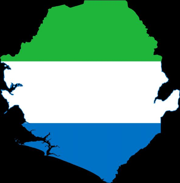 Et le pays de la ville libre (Freetown) c'est...