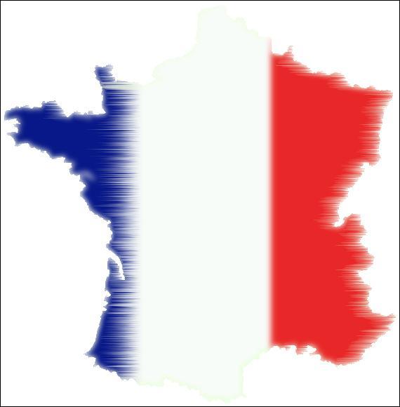La France se situe ...