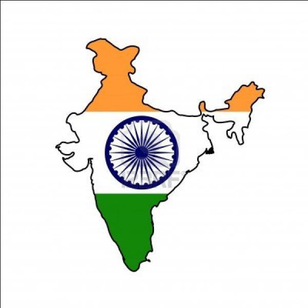 L'Inde c'est en Asie, ok, mais où ?