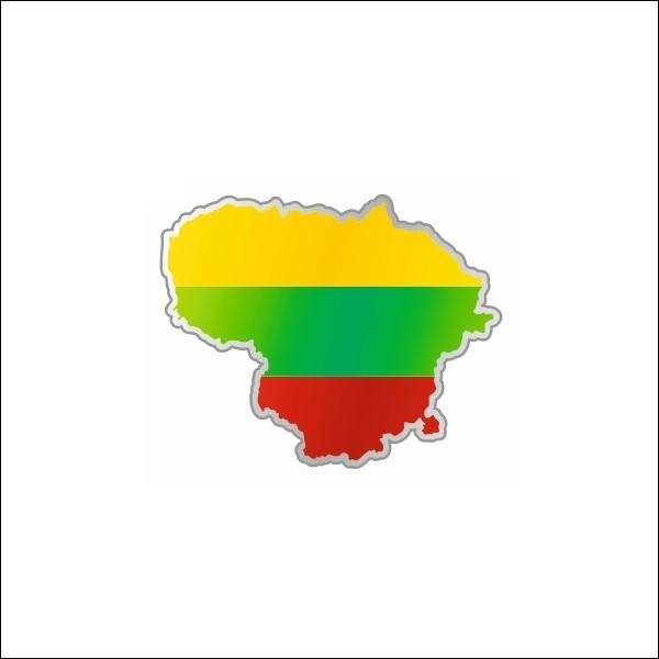 Parlons pays baltes. La Lituanie se situe ...
