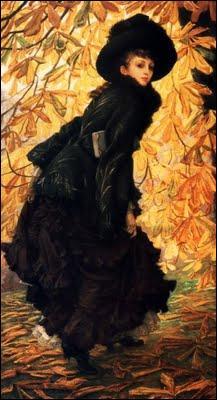 Quel est le nom de cette toile de James Tissot ?