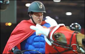 Ce passionné d'équitation est nommé...