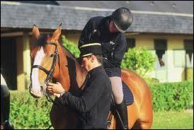 L'instructeur d'équitation est un synonyme du moniteur d'équitation.