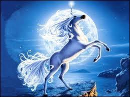 Ce cheval mythique est connu pour...