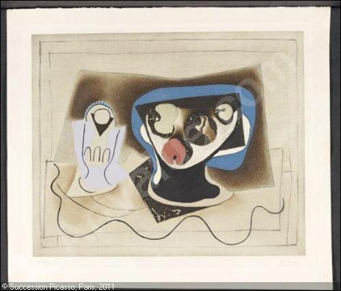 Comment est intitulée cette oeuvre de Picasso ?